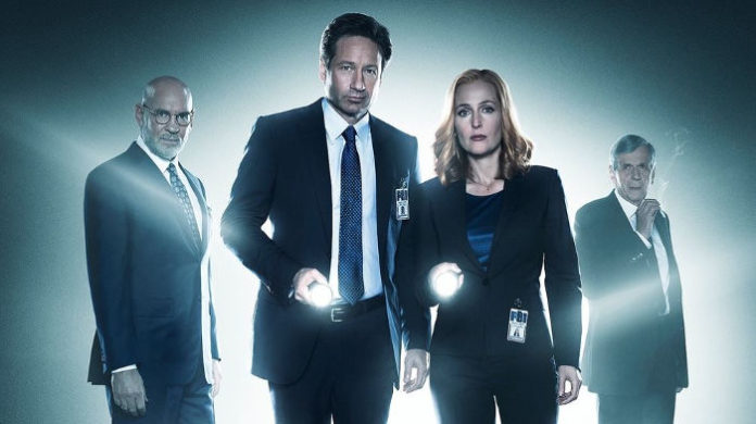 X-Files la miniserie evento cover