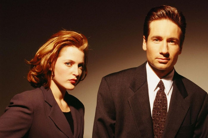 Fox Mulder e Dana Scully