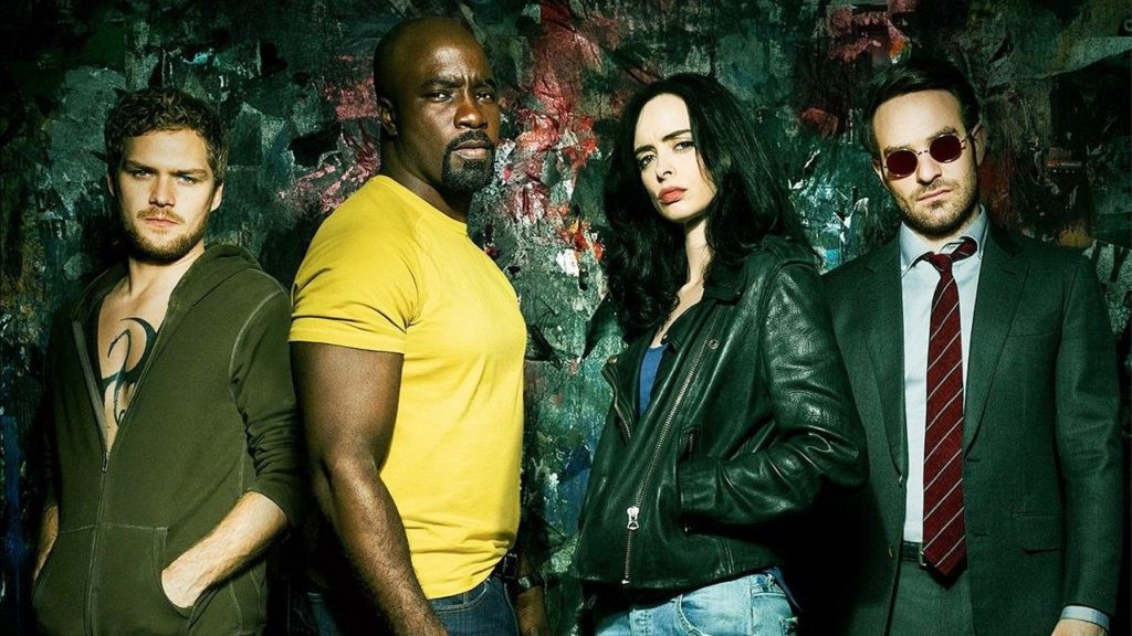 the defenders stagione 1