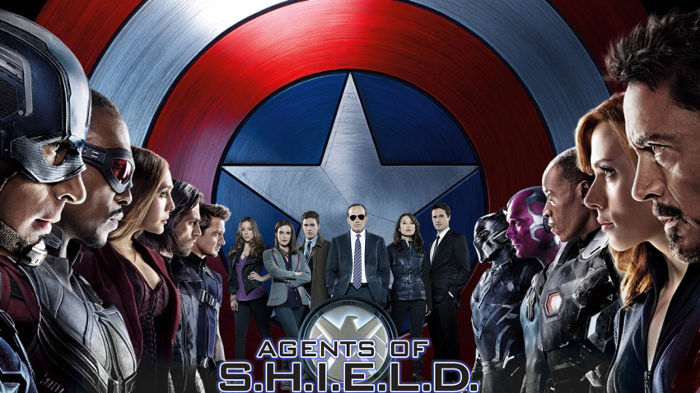Agents of shield civil war