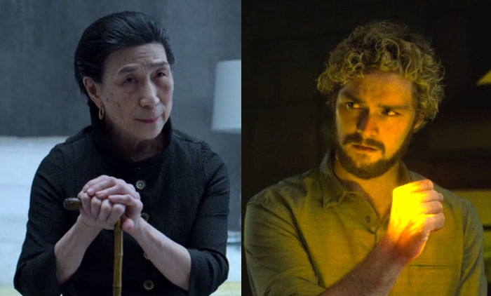 Iron fist and madame gao