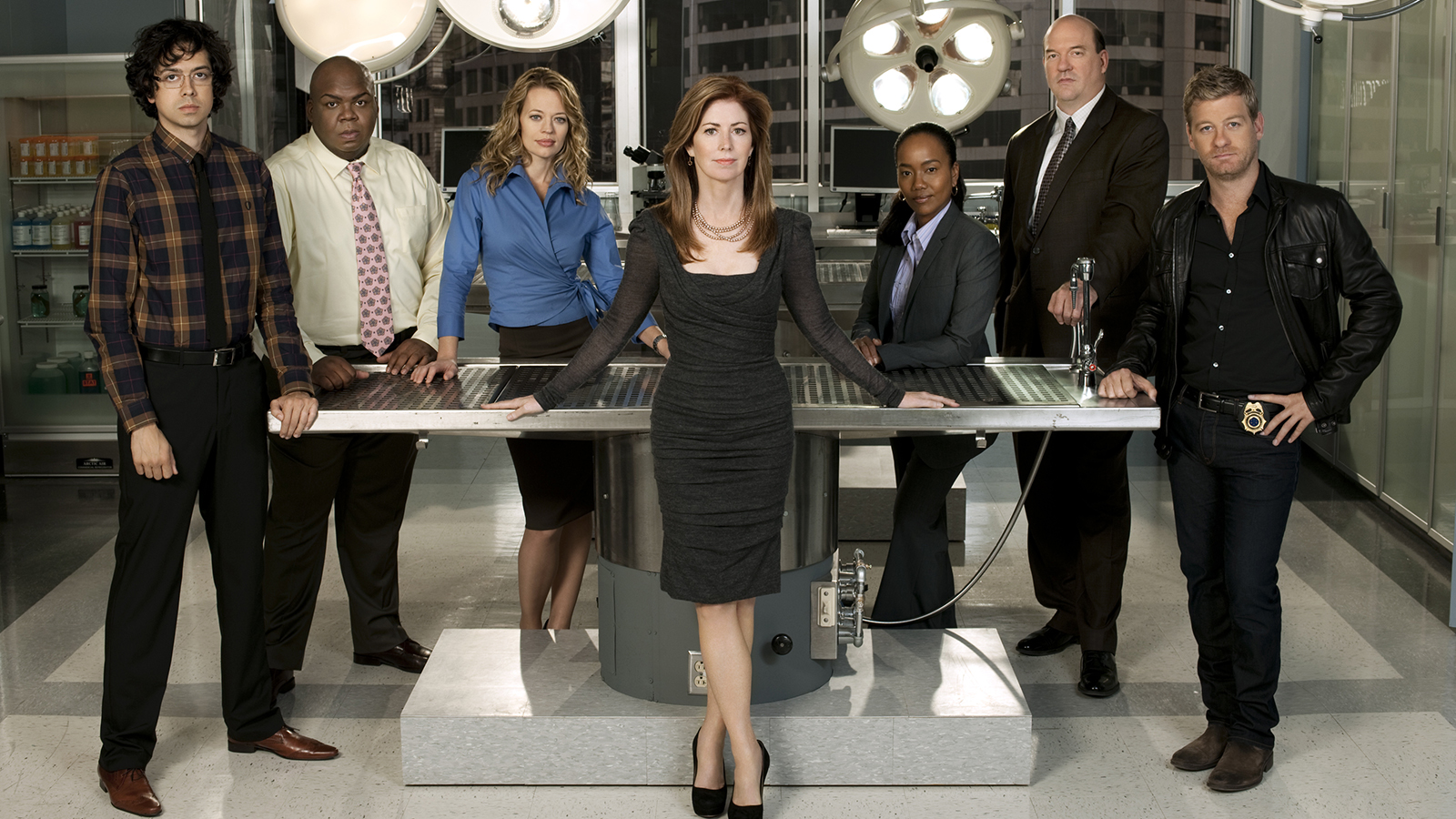 body of proof stagione 2