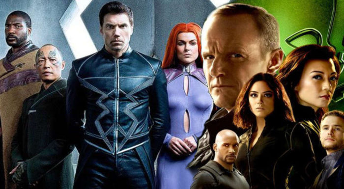 marvel inhumans link agents of shield