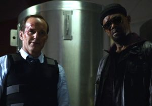 phil coulson nick fury