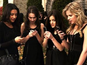 prettty little liars stagione 1