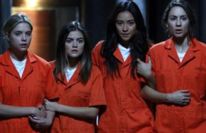 pretty little liars stagione 5
