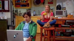 the bi bang theory stagione 7