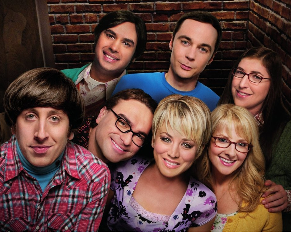 the big bang theory stagione 9