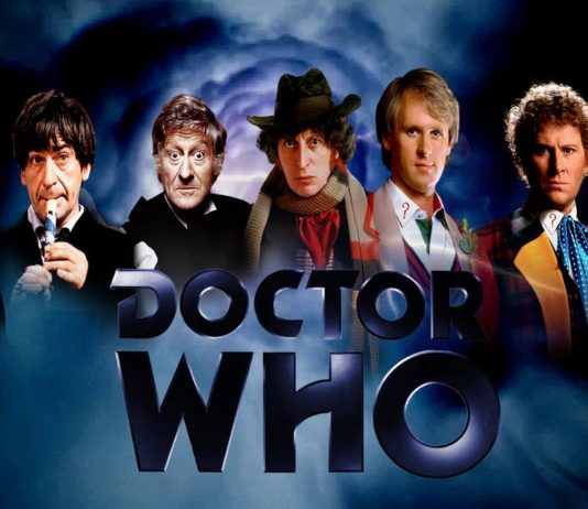 doctor who serie classica
