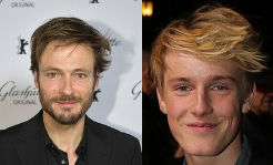 Andreas Pietschmann and Louis Hofmann