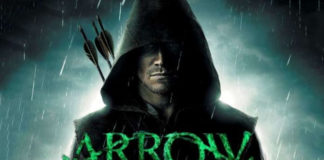 Arrow serie TV poster