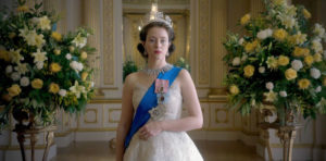 Regina ElisabettaII The Crown s1