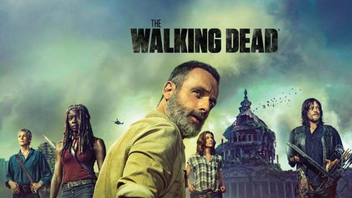 the walking dead 9