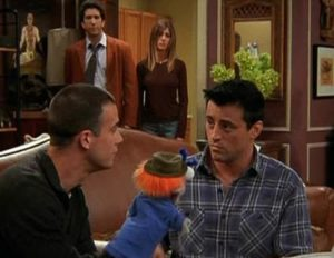 friends stagione 9
