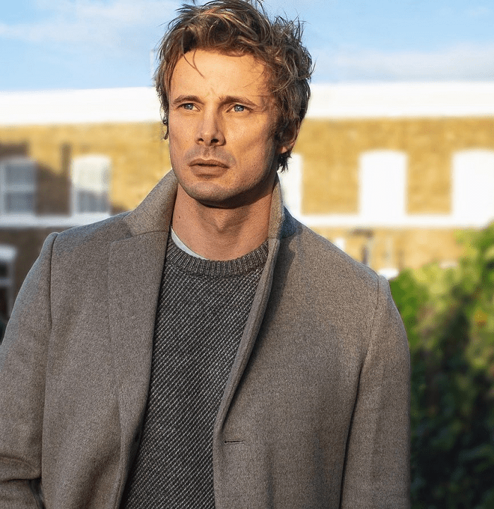bradley james curiosità